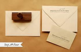 Wedding Invitation Envelopes Ideas Wedding And Bridal Inspiration And Give Your Guest The Thrill Of Unwrapping Your Invitation DIY Hand Stamp Your Return Address Letterpress Wedding Invitation Luxury As Diy Wedding Invitations On Addressing Wedding Invitations
