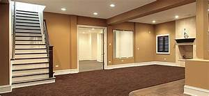 Cost to finish a basement remodeling prices