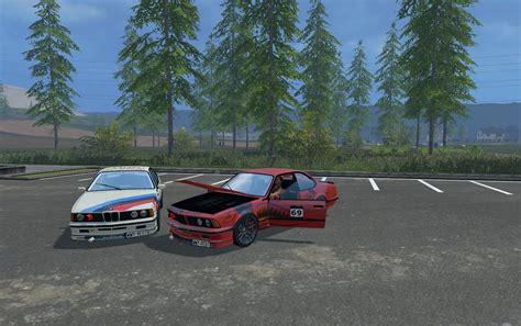 Mod Bmw Farming Simulator 2015 by Bmw E24 M635 Csi Car Farming Simulator 2017 Mods