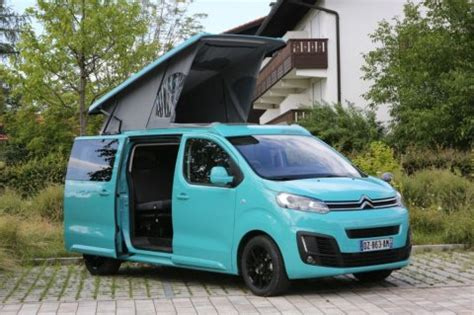 beo wohnmobil neu poessl campster