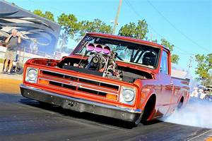 Andrew And Austin Stephens' Blown All-Steel Chevy C10 ...