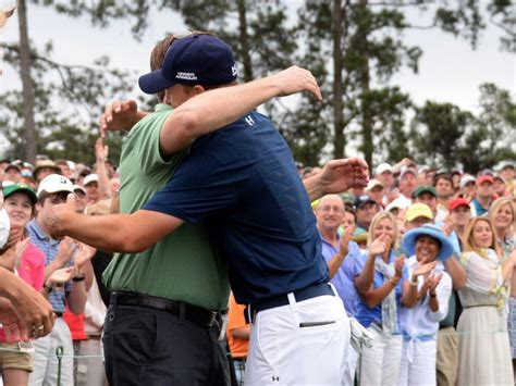 Jordan Spieth shares touching moment with his family after ...