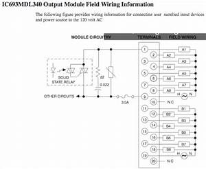 Ic693mdl340 Output Module How