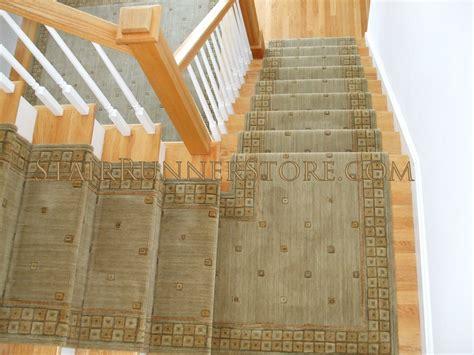 carpet runners for stairs single landing stair runner installations stair runner