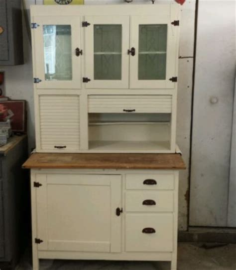 Kitchen Collection Topeka Ks by Antique Hoosier Cupboard Complete Cabinet Look Ebay