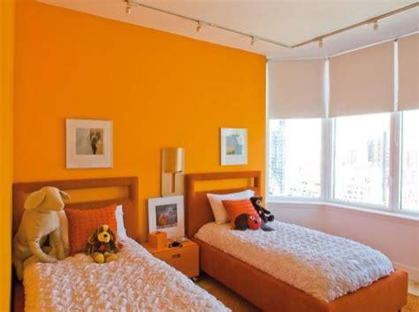 deco chambre orange decoration chambre garcon orange