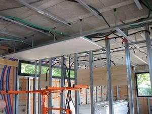 Comment Faire Un Plafond En Placo : placo on commence par la cuisine le blog de anne laure ~ Dailycaller-alerts.com Idées de Décoration