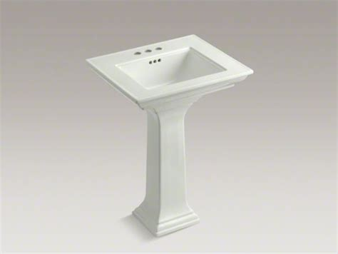 kohler memoirs r stately 24 quot pedestal bathroom sink with
