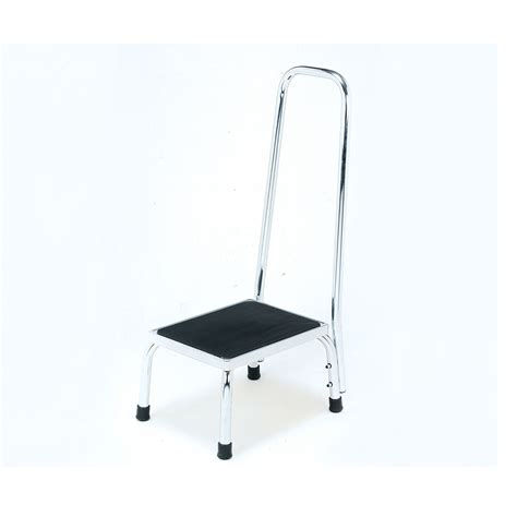 Shower Step Stool by 4055a Bath Step Stool With Handrail Roma