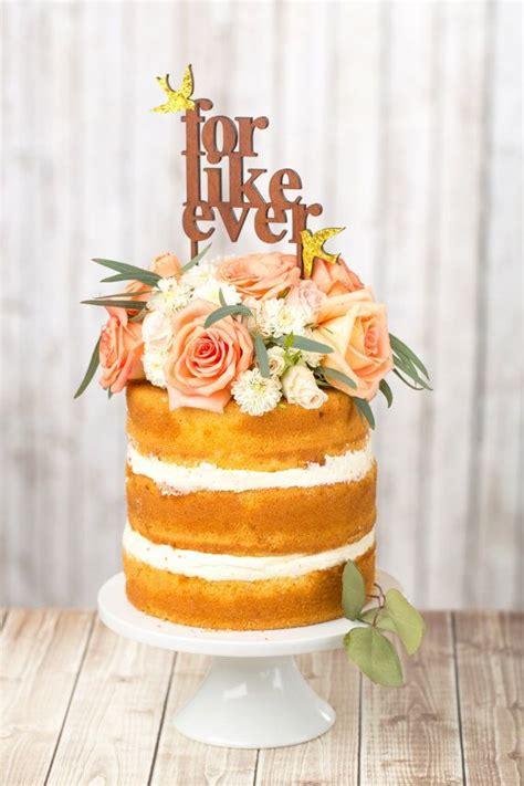naked rustic wedding cakes images  pinterest