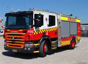 Vehicle specifications and photographs - Fire & Rescue NSW