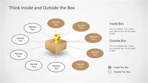 Think Inside The Box by 6139 01 Think Inside Outside The Box 6 Slidemodel