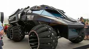 NASA unveils futuristic Mars rover concept | The Indian ...