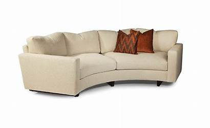 Curved Sofa Sectional Clip Coggin Thayer Couch