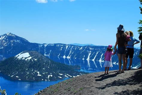 Crater Lake Boat Rental by See The World S Purest Waters At Crater Lake In Stunning