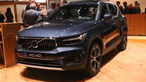 2019 Volvo Xc40 Inscription Arrives In New York In Highest