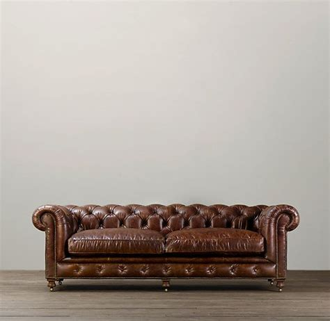 98 quot kensington leather sofa instead of a bed i m getting
