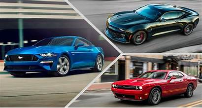 Cars Fastest Production Usa American Muscle
