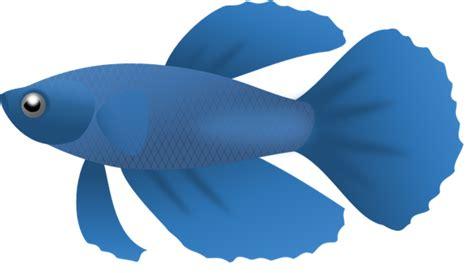 Best Blue Fish Clipart #24736