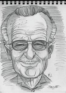 Sketches and Scribbles by Jim McDermott: Stan Lee ...