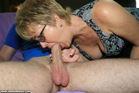 Short Hair Spex Pornstar Licks Facials Off Her Glasses