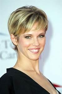 Coiffure Cheveux Court : coiffure femme cheveux courts fins ~ Melissatoandfro.com Idées de Décoration