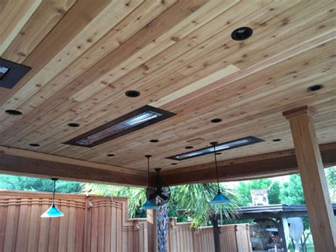 dallas outdoor heater installation electrical infratech