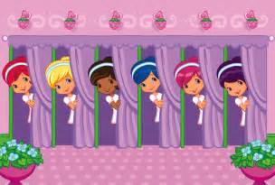 Strawberry Shortcake Dress Up Games