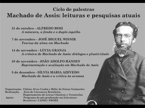 Comunidade Resenhas Literárias: MACHADO DE ASSIS – Alfredo ...