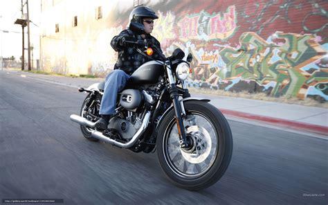 Download Wallpaper Harley-davidson, Sportster, Xl1200n
