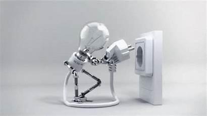 Giphy Strom Electricity Gifs Contadores Inteligentes Requisitos
