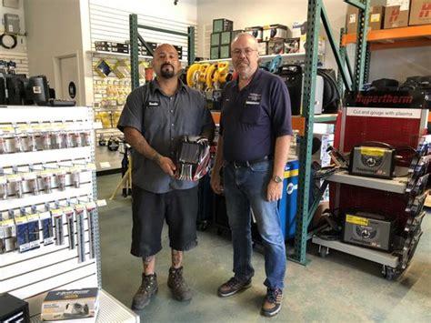 Barnes Welding welding supply shop opens turlock location turlock journal