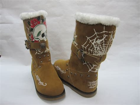 discount womens boots uk discount ed hardy womens boots style uk womens d2p4449