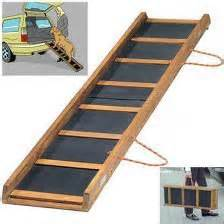 Escalier Pliable Pour Chien by Re En Bois Pour Chien Pliable