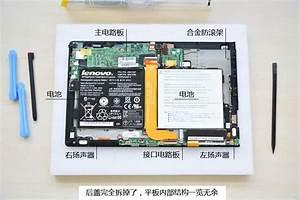 Lenovo Thinkpad Tablet 2 Disassembly