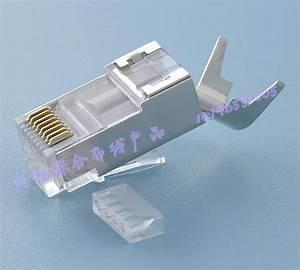 Cable Rj45 Cat 7 : online buy wholesale cat7 rj45 plug from china cat7 rj45 ~ Melissatoandfro.com Idées de Décoration