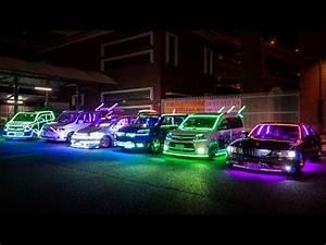 Lighting Up Tokyo Japan S Custom Supercar Crew VideoLike