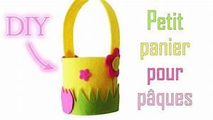 Panier Oeufs De Paques : diy petit panier pour p ques d co de p ques youtube ~ Melissatoandfro.com Idées de Décoration