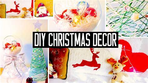 diy christmas room decorations no sew pillow easy tree