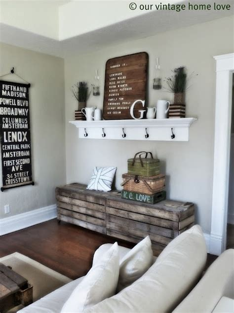 home decor blogs quot our vintage home quot great ideas on this
