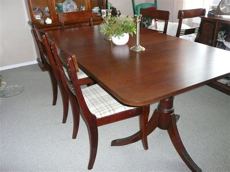 Dining Tables For Sale by Paramount Furniture Mahogany Dining Table And Side Board