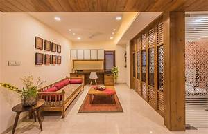 Contemporary, Indian, Style, Apartment, Interiors