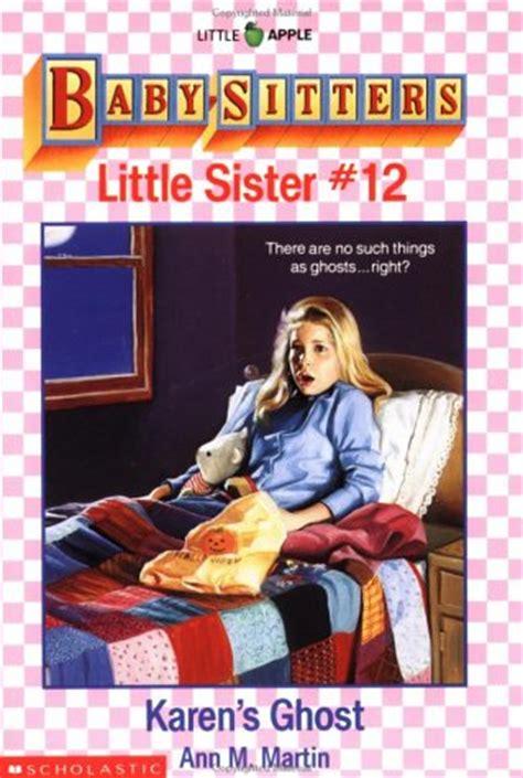 karens ghost baby sitters  sister   ann