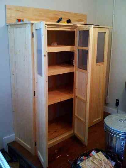 how to build a pantry pdf diy plans for pantry cabinet plans horizontal