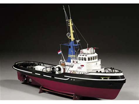 Model Boats Billings by Billing Boats B516 Banckert Tug Model Boat Fittings