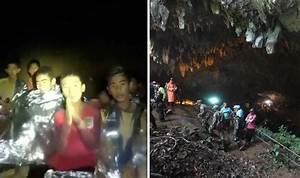 Thailand Cave Rescue  How Did The Football Team Get