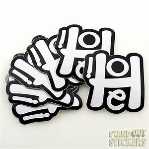 custom stickers die cut stickers custom sticker printer With customise sticker
