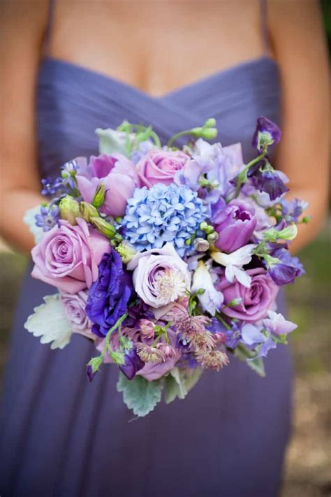 flower color wedding flower colors to match your personality