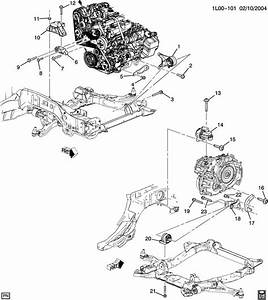 2006 Chevy Equinox Parts Diagram