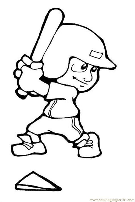 baseball coloring pag coloring pages